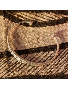 bracelet Touareg en argent
