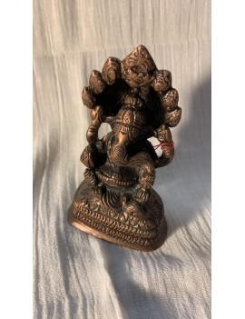 statue en bronze de Ganesh...