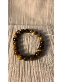 bracelet en pierres semi...