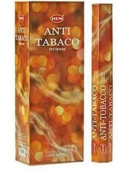 1 boite encens anti tabaco...
