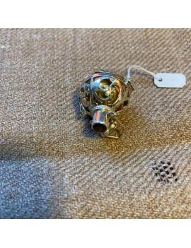 Bolas de grossesse en argent  et pierre semi-précieuse