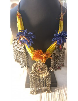 Collier ancien afghan