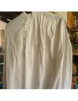 chemise blanche en coton...