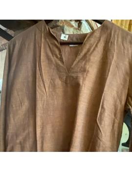 chemise longue (inde)