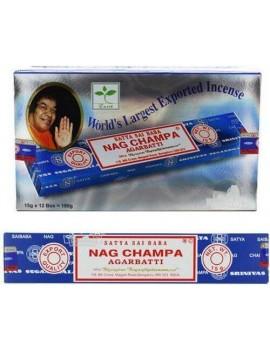 Encens Satya Nag Champa 15g