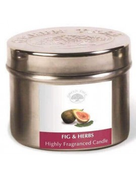 Bougie Green Tree Figue & Herbes 150g