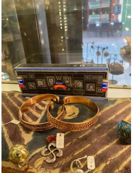 Bracelet en cuivre (inde )
