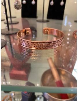 bracelet en cuivre (inde)